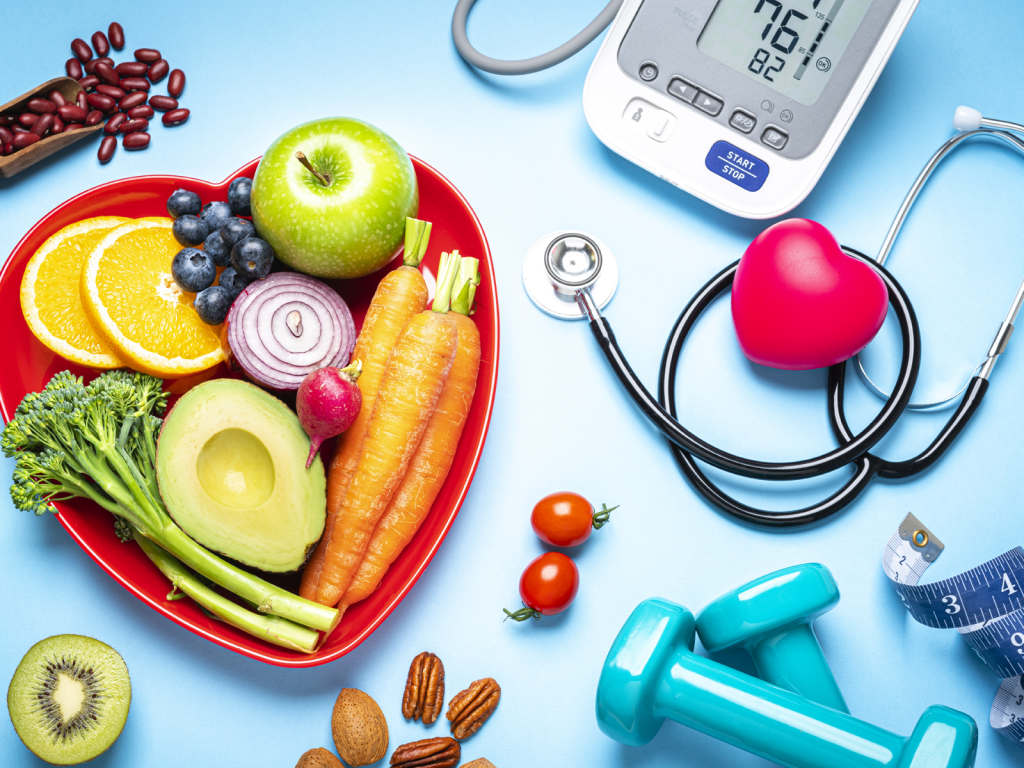 Healthy living and monitoring
