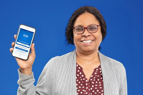 Dionne- NHS App